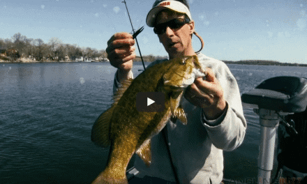 Early Spring Smallmouth Tips & Tactics