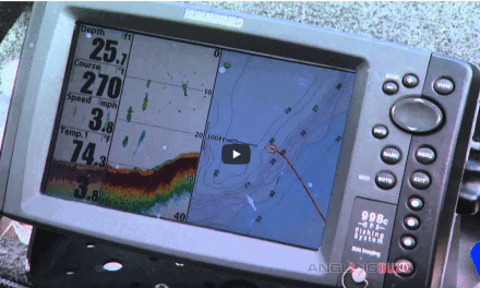 Onscreen Mapping Finds Walleyes Fast