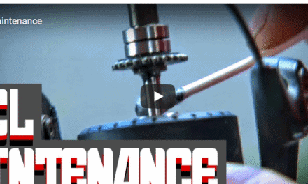 End-of-Year Reel Maintenance