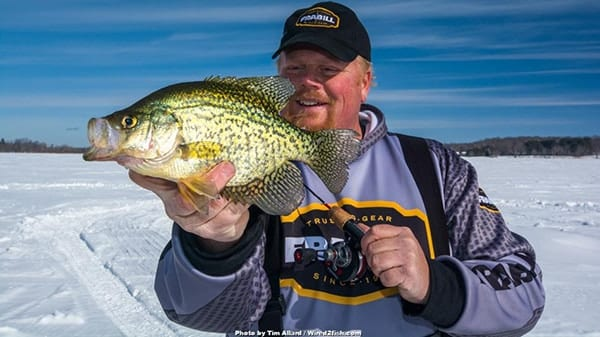 Catching Basin Crappies