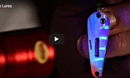 UV Paint Revolutionizes Ice Lures