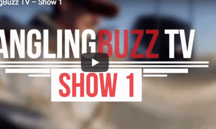 2016 Angling Buzz TV – Show 1