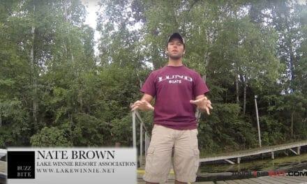 MInnesota Buzz Bite Report – Nate Brown (Lake Winnie)