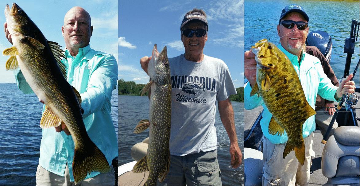 Wisconsin Multispecies fishing