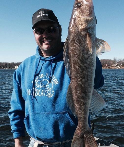 Brainerd (MN) Fishing Report + Bonus Recipe – Nate Berg
