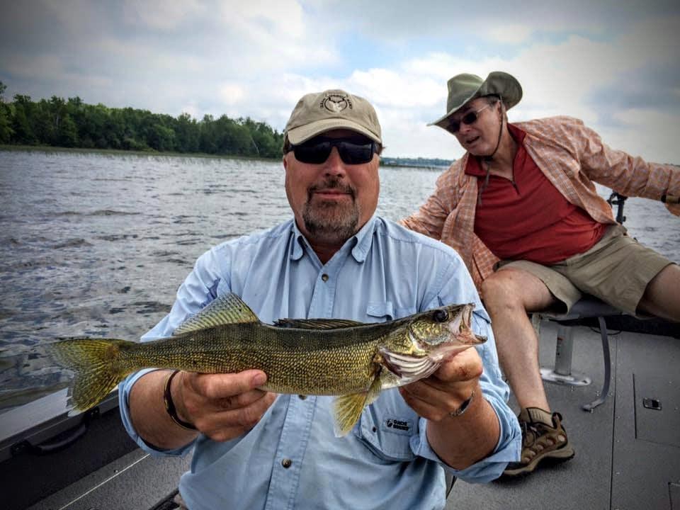 Brainerd Fishing Report + Favorite Recipe – Nate Berg