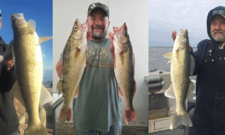 Devils Lake (ND) Fishing Report – Mitchell's Guide Service