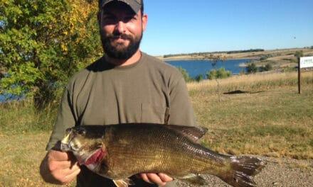 Lake Sharpe & Oahe (SD) Fishing Report – Kent Hutcheson