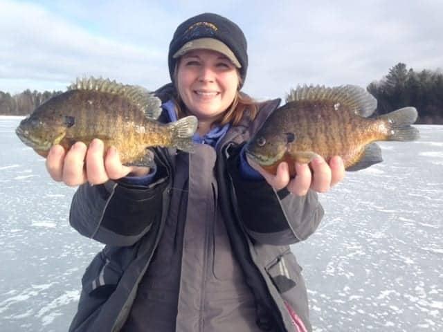Northern Wisconsin Fishing Report – Jeff Evans