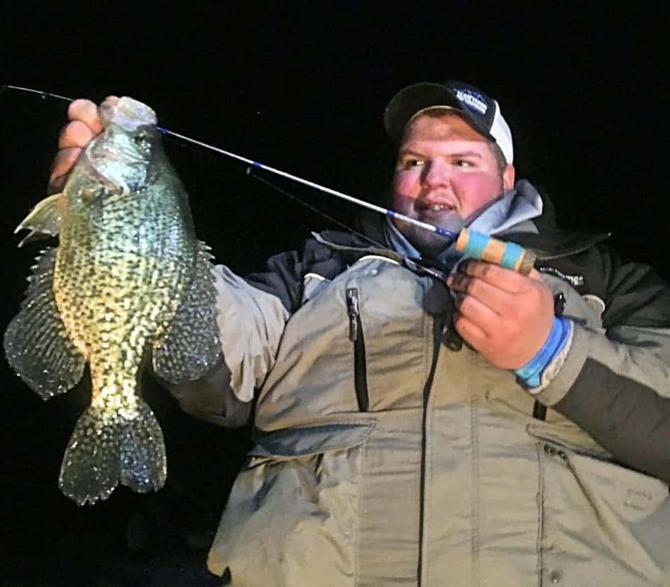 Bemidji Lakes Area (MN) Fishing Report – Matt Newell