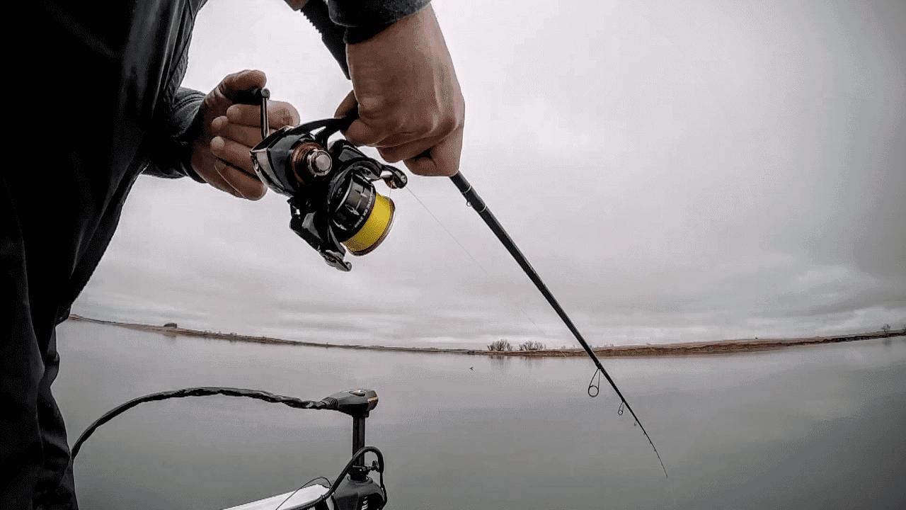 The Best Rod, Reel & Line for Jerkbait Fishing