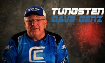 Dave Genz: Tungsten Lures Have Become So Popular