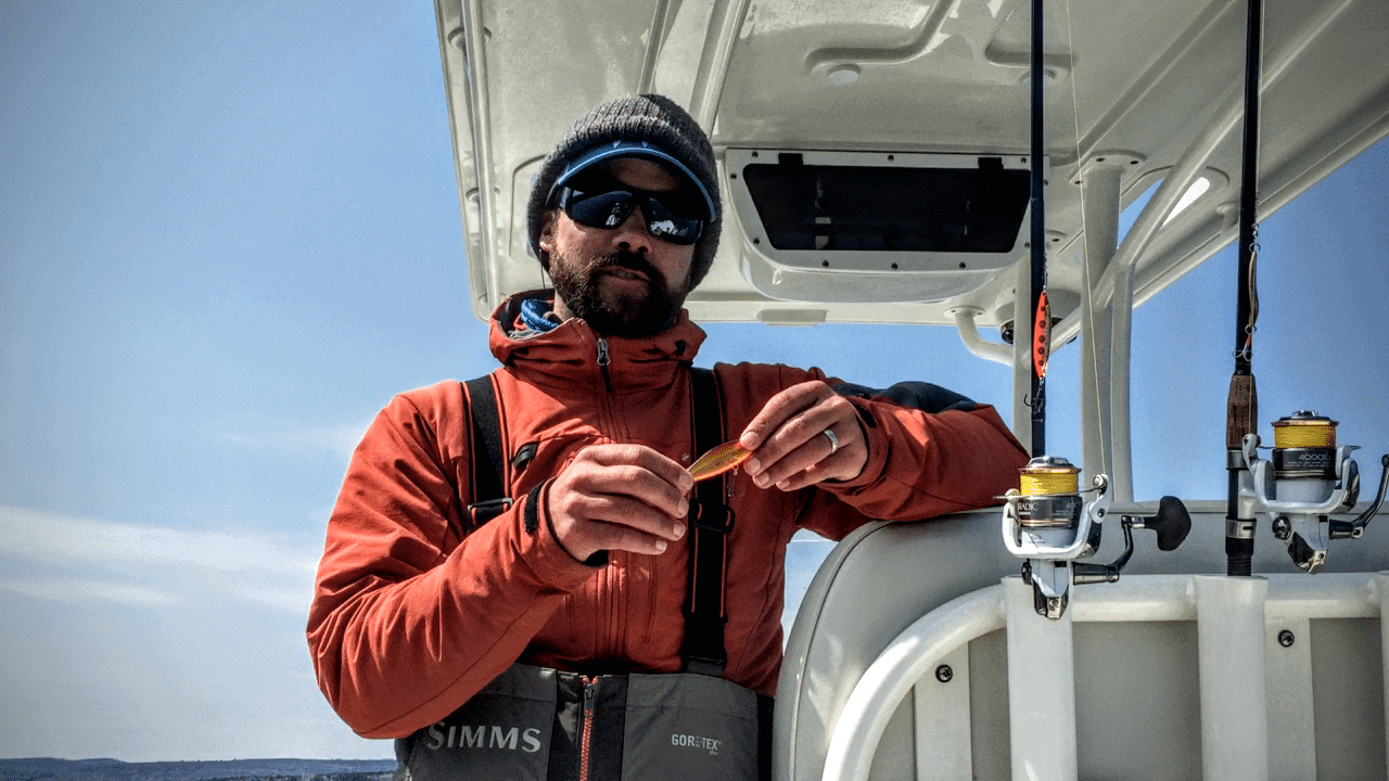 Apostle Islands (WI) Fishing Report – Capt. Luke Kavajecz