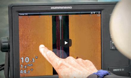 Side Imaging: Shallow Walleye Hot Spots