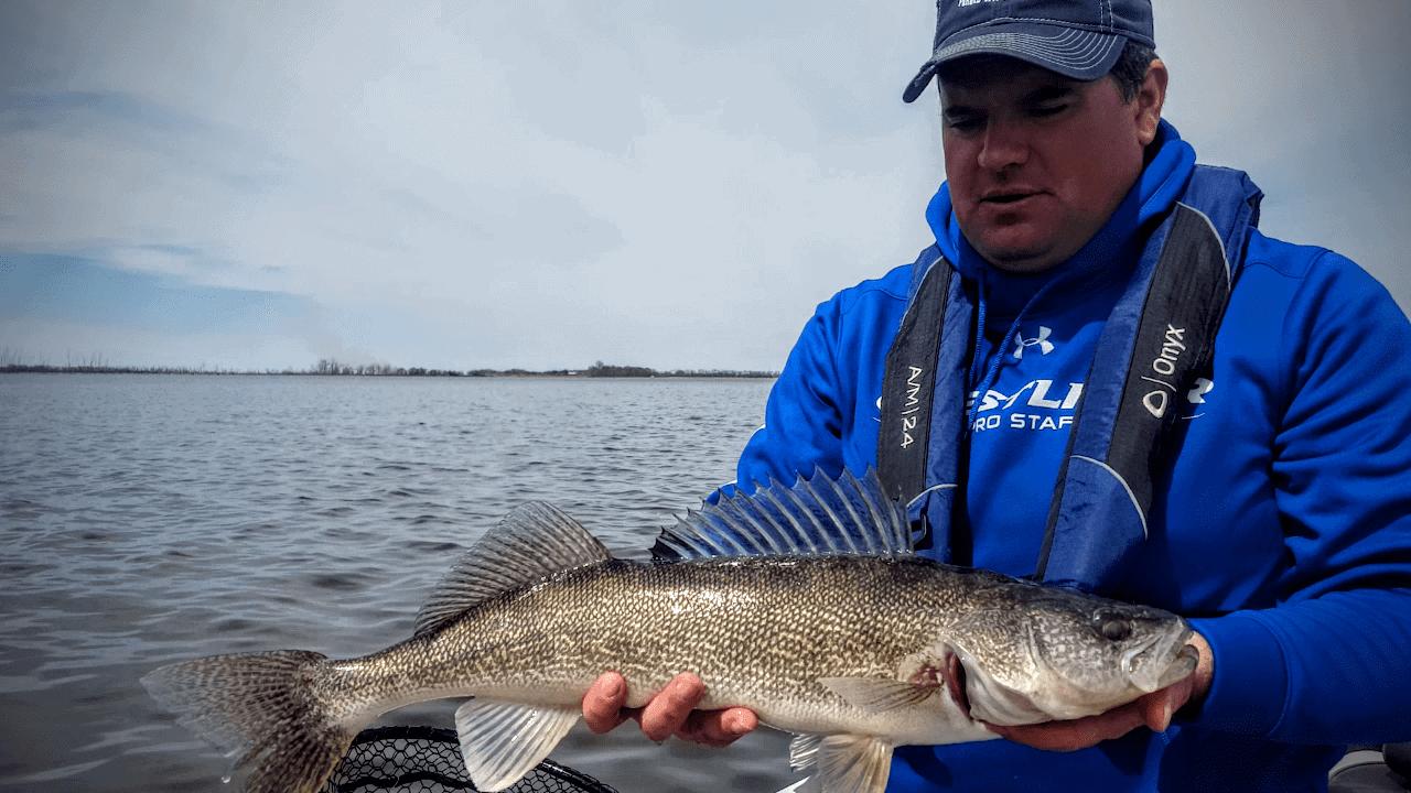 Devils Lake (ND) Fishing Report – Jason Mitchell