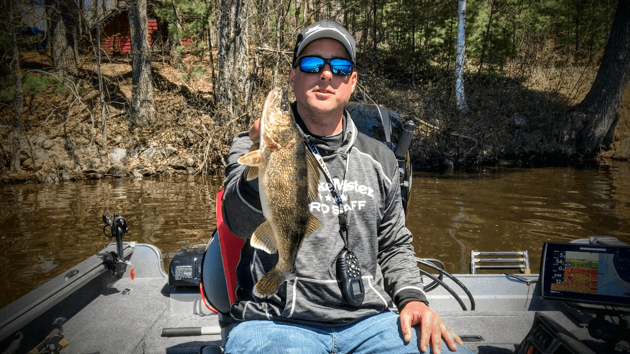VIDEO: Northern Wisconsin Fishing Report – Jeff Evans