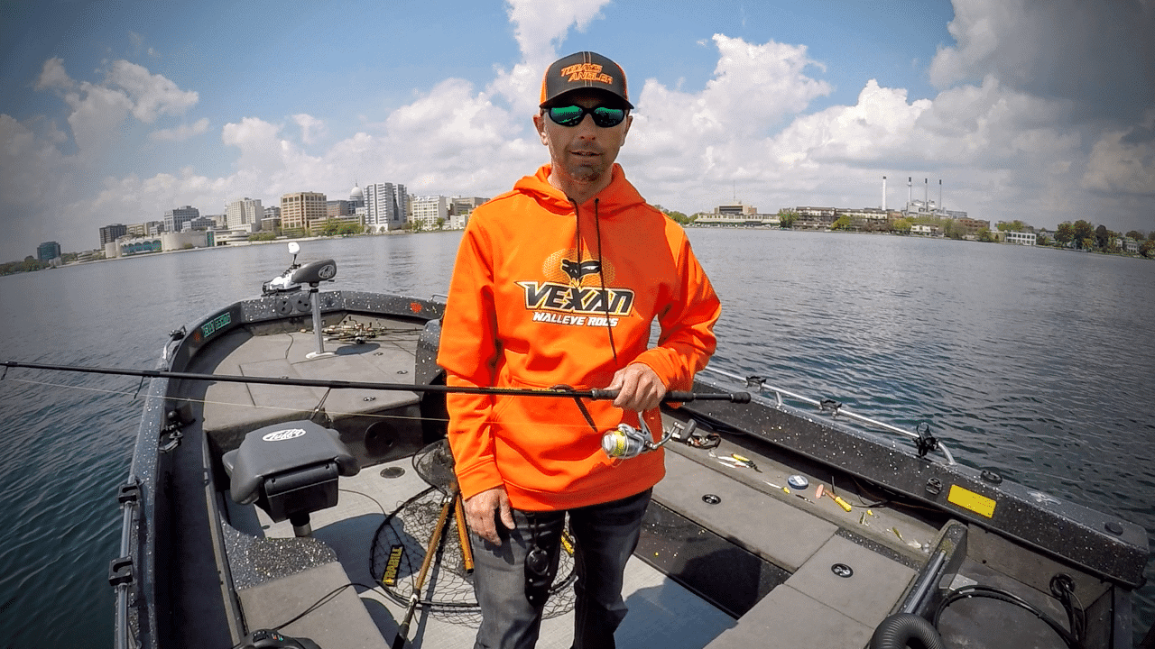 Southern Wisconsin Fishing Report – Lee Tauchen