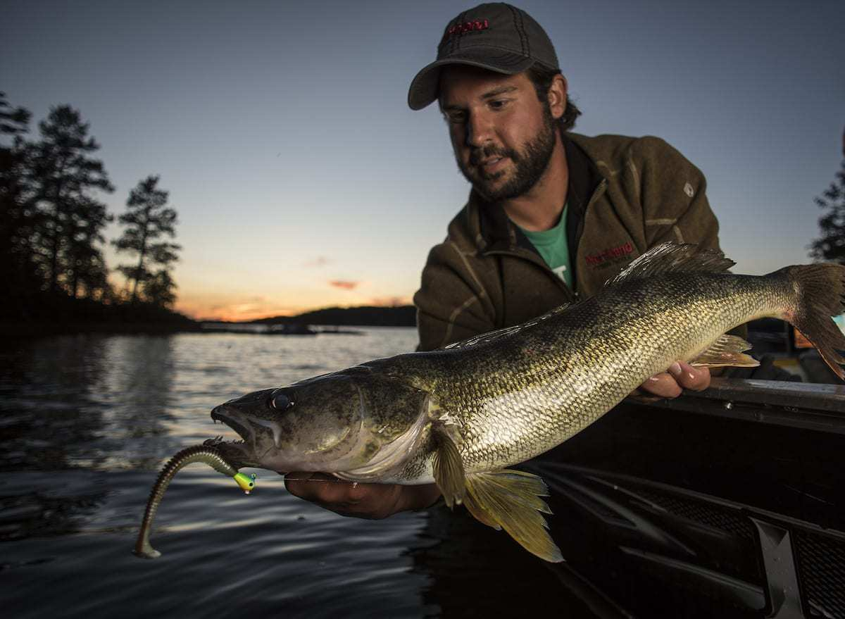 5 Presentations for Early Season Walleyes from Northland