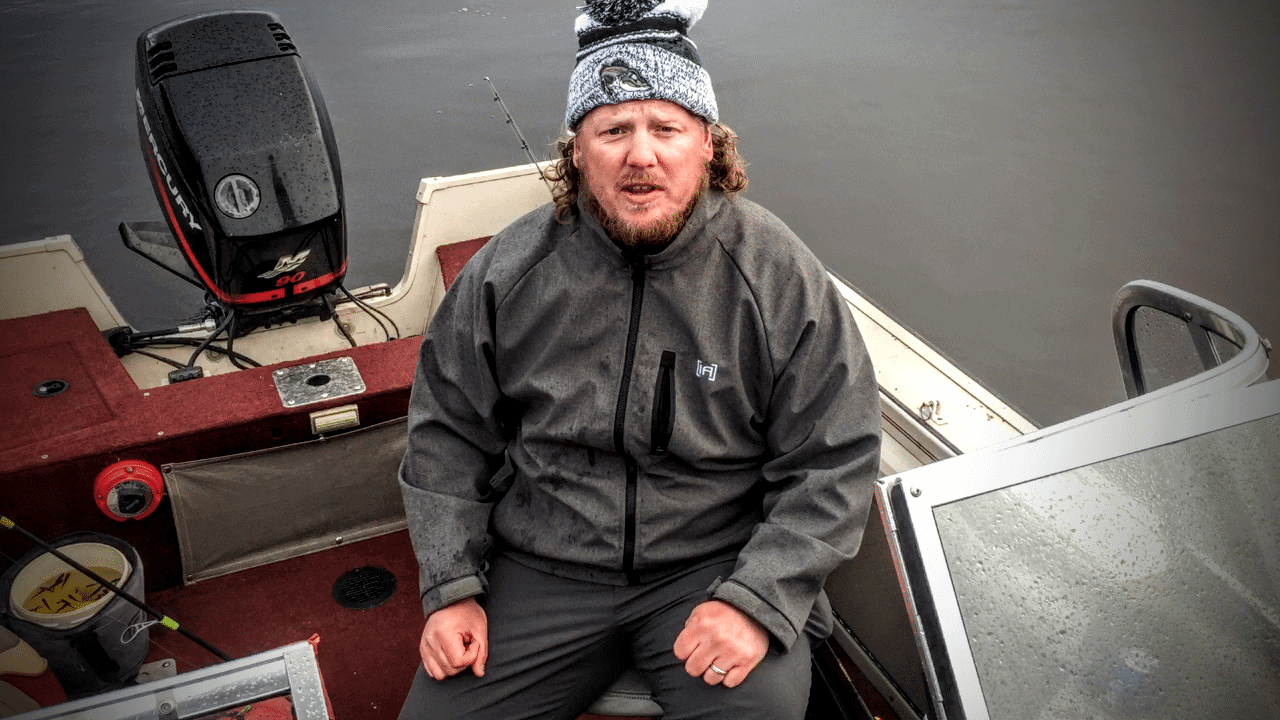 Duluth Area (MN) Fishing Report – Jarrid Houston