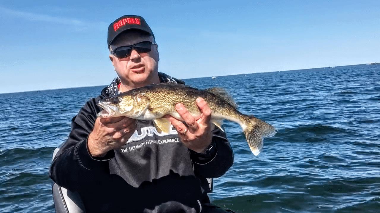 Mille Lacs Lake (MN) Fishing Report – Troy Smutka