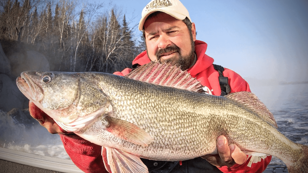 "What Does It Take to Become a ""Walleye Master""?"