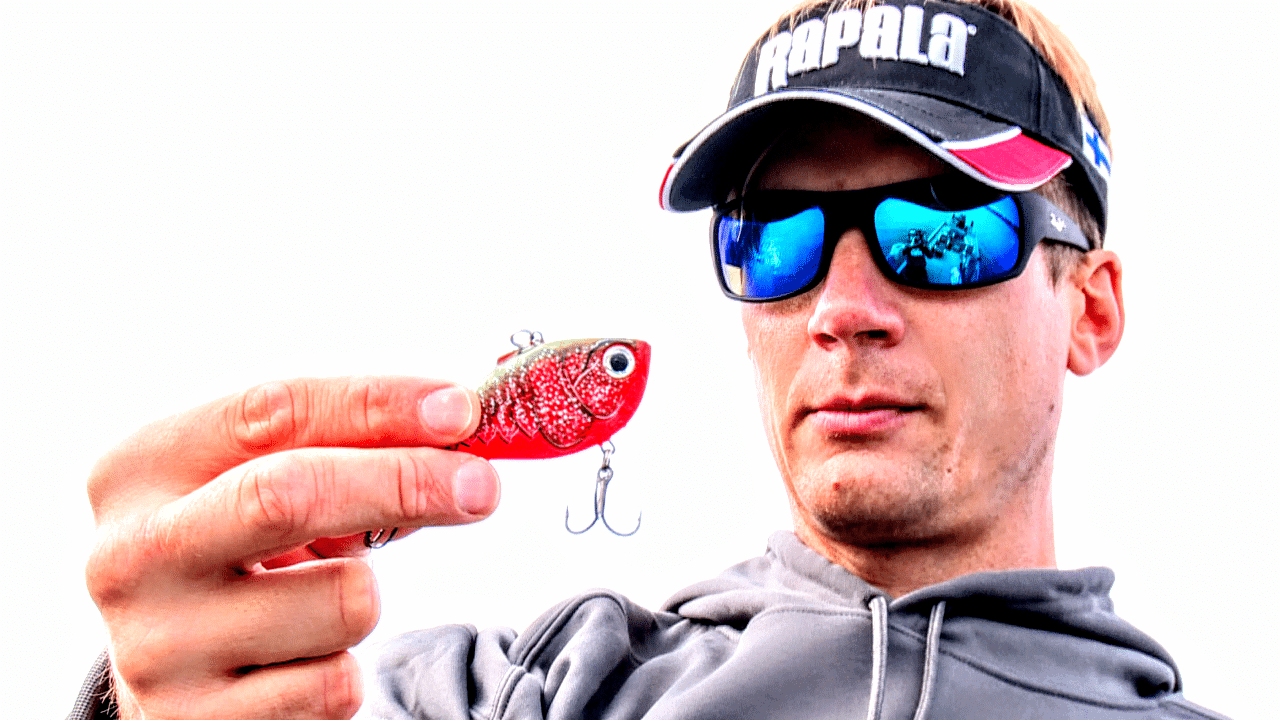 Rattle Baits in Spring