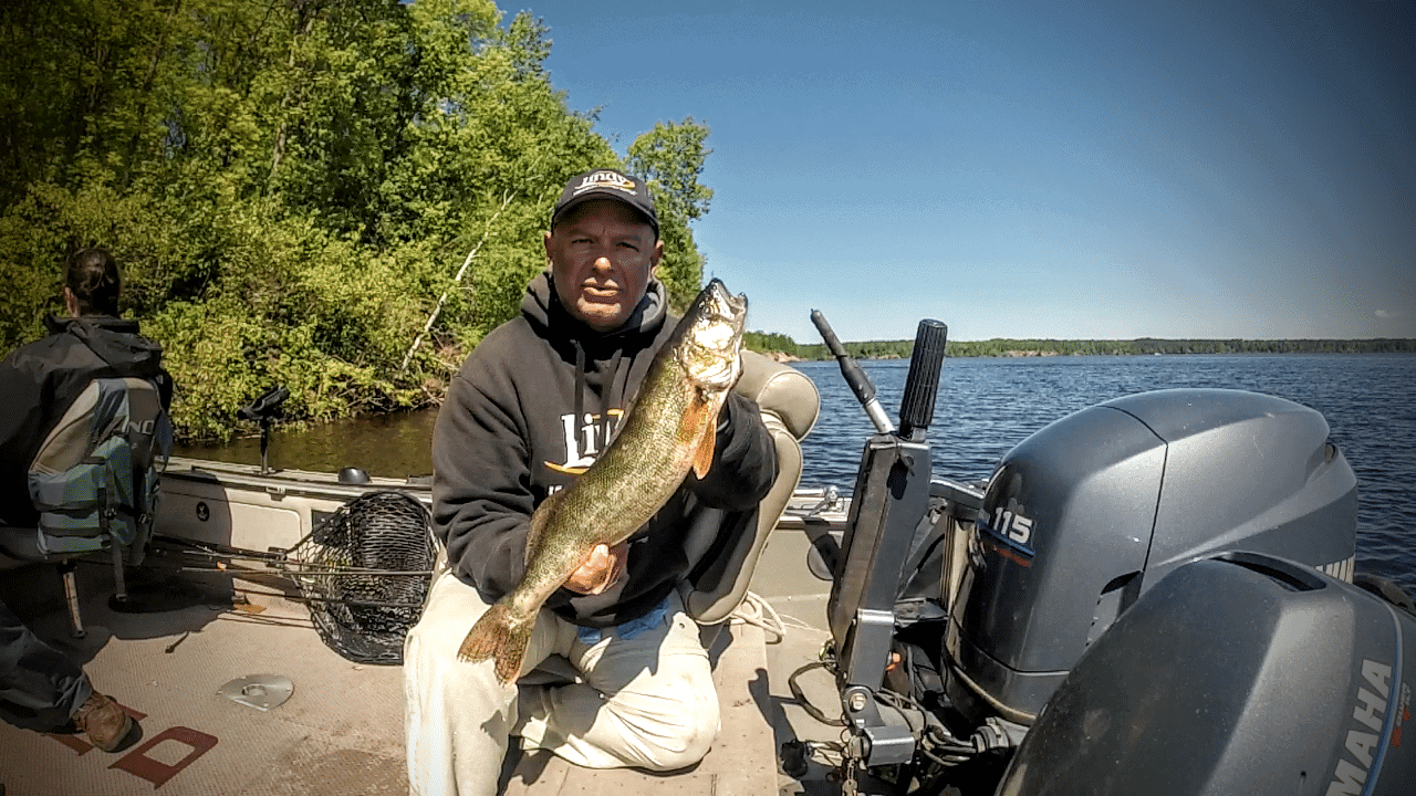 St. Louis River (MN) Fishing Report – Charlie Nelson
