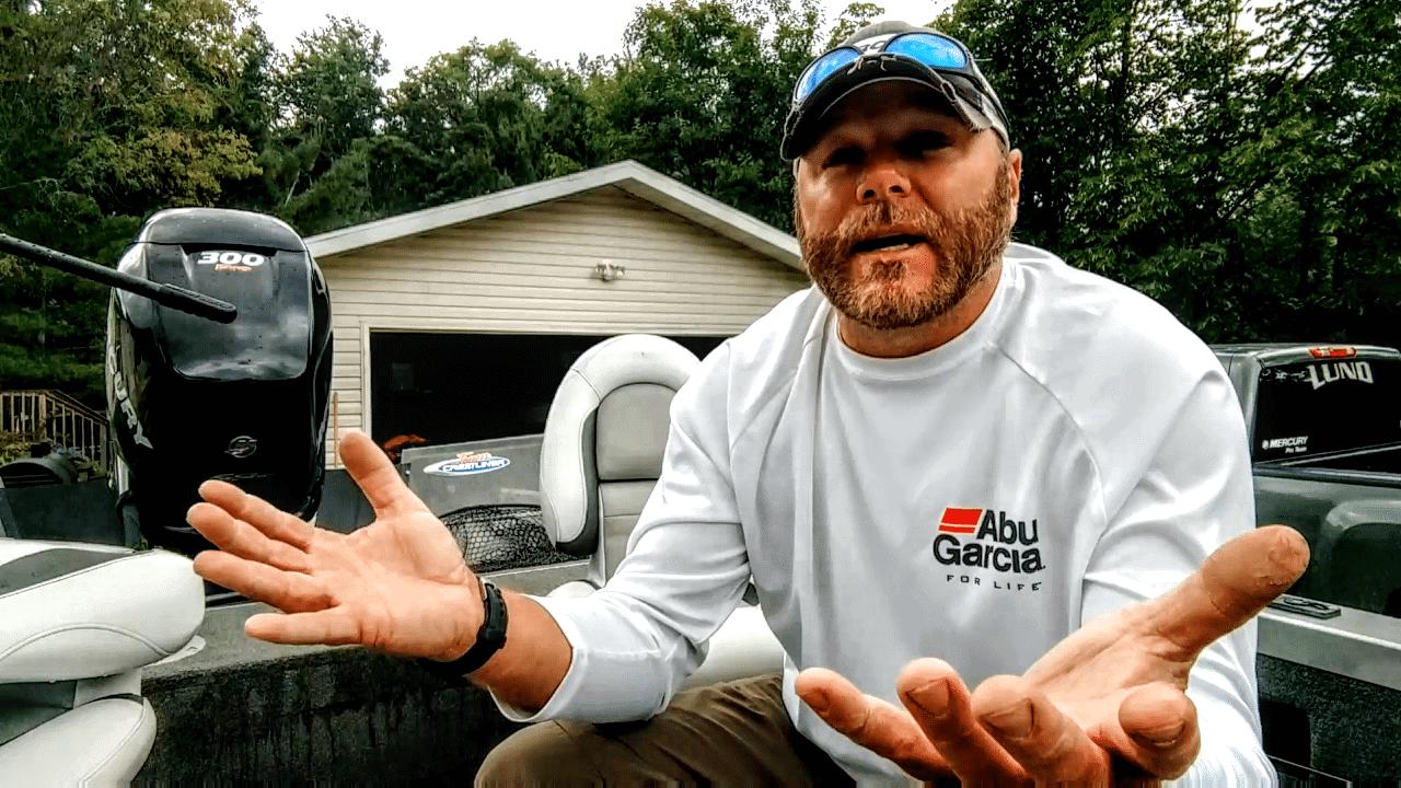 Leech Lake (MN) Fishing Report – Chuck Hasse