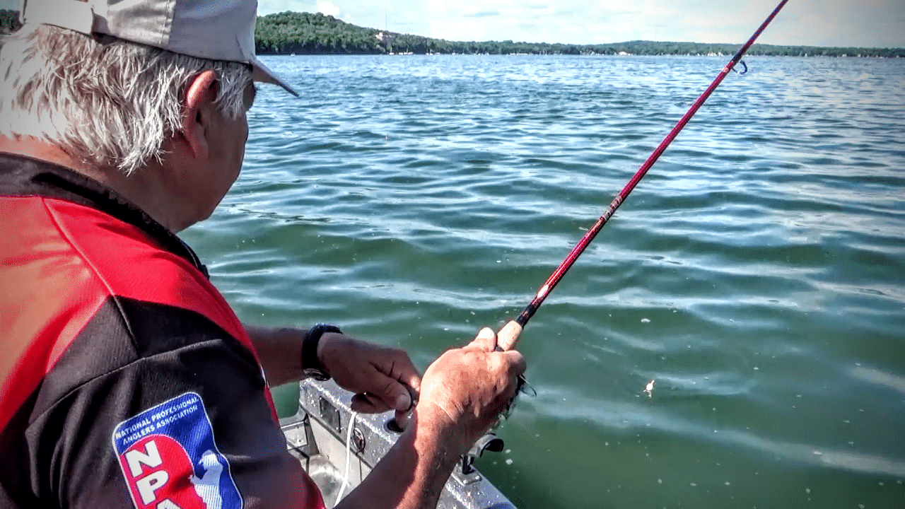 Lake Mendota (WI) Fishing Report – Gary Engberg