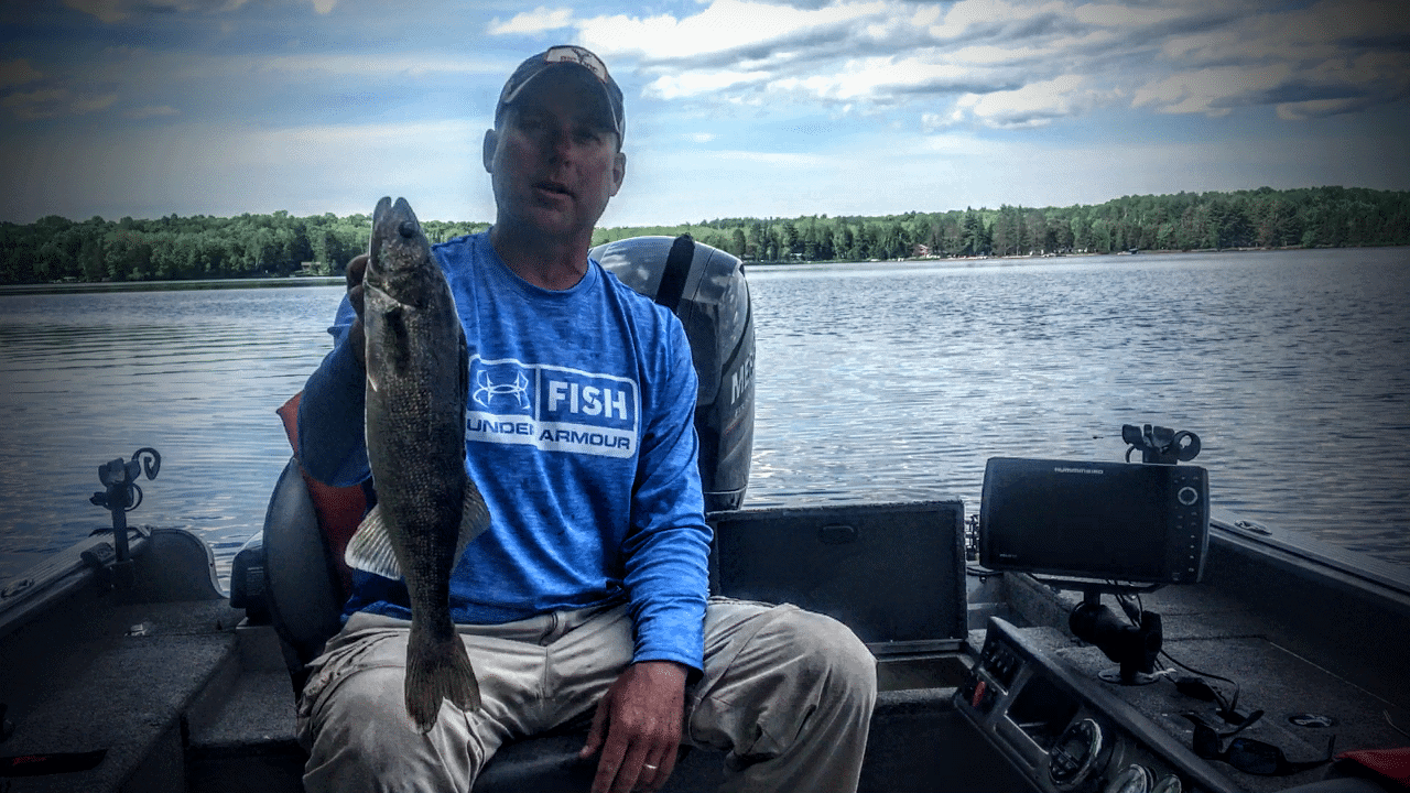 Hayward (WI) Fishing Report – Jeff Evans