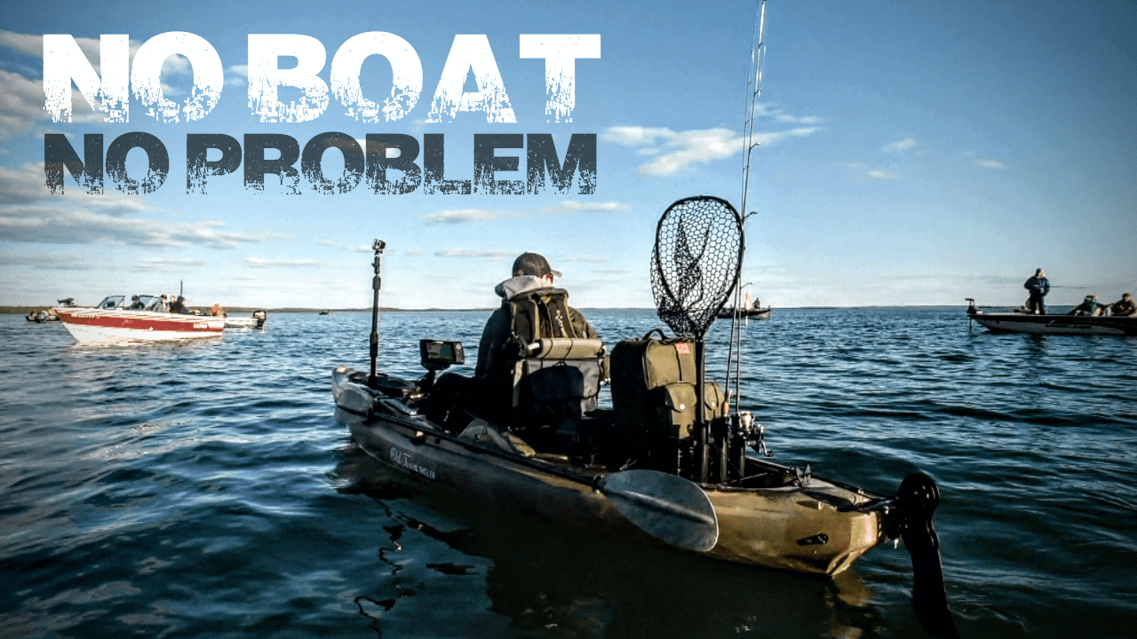 No Boat, No Problem — 51% of American Anglers Don't Own a Boat