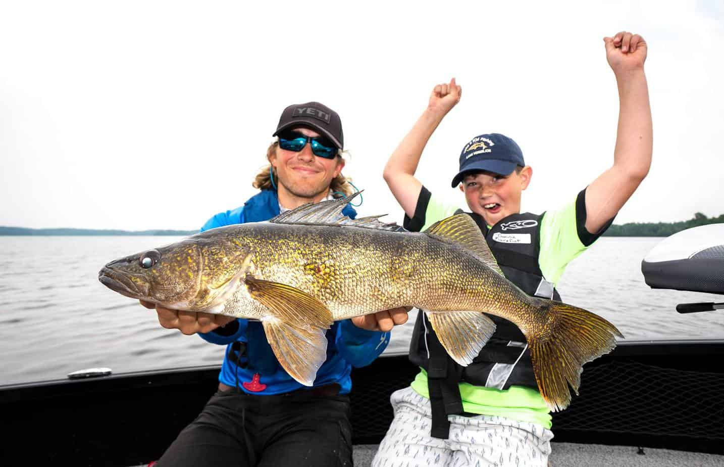 Lake Vermilion (MN) Fishing Report – Jarek Wujkowski