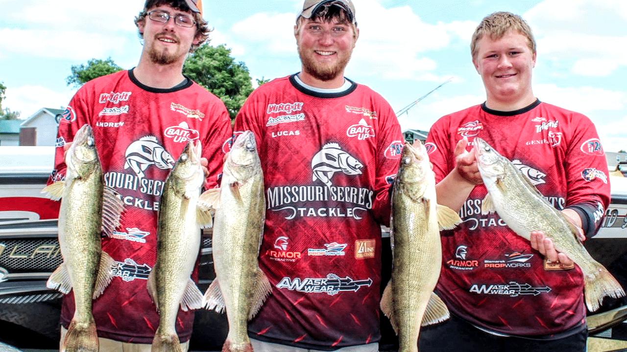 North Dakota Fishing Report – Peter Olson