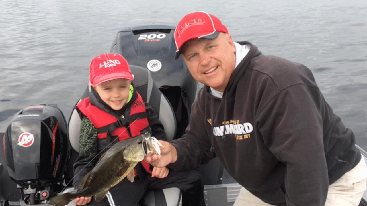 Lake Minnetonka (MN) Fishing Report – Troy Smutka