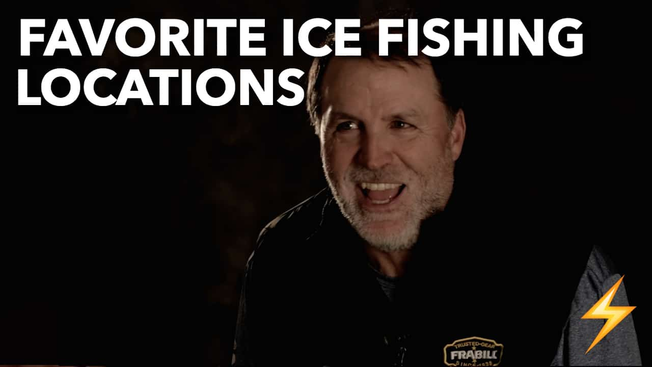 Favorite Ice Fishing Locations — Ice Pros Q&A