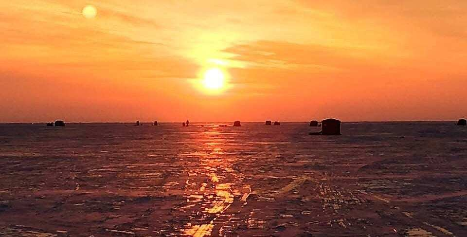 Lake Winnebago (WI) Fishing Report – Mark Schram
