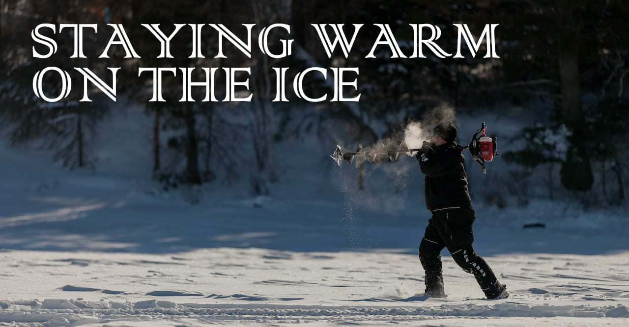 Staying WARM on the Ice — The Ultimate Guide