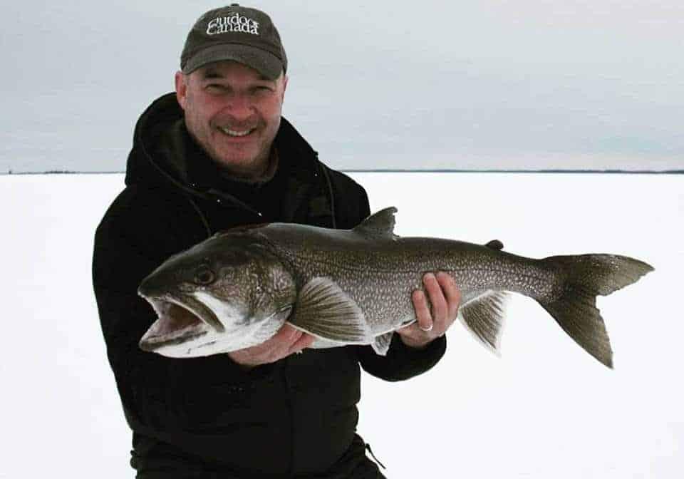 Manitoba Lake Trout
