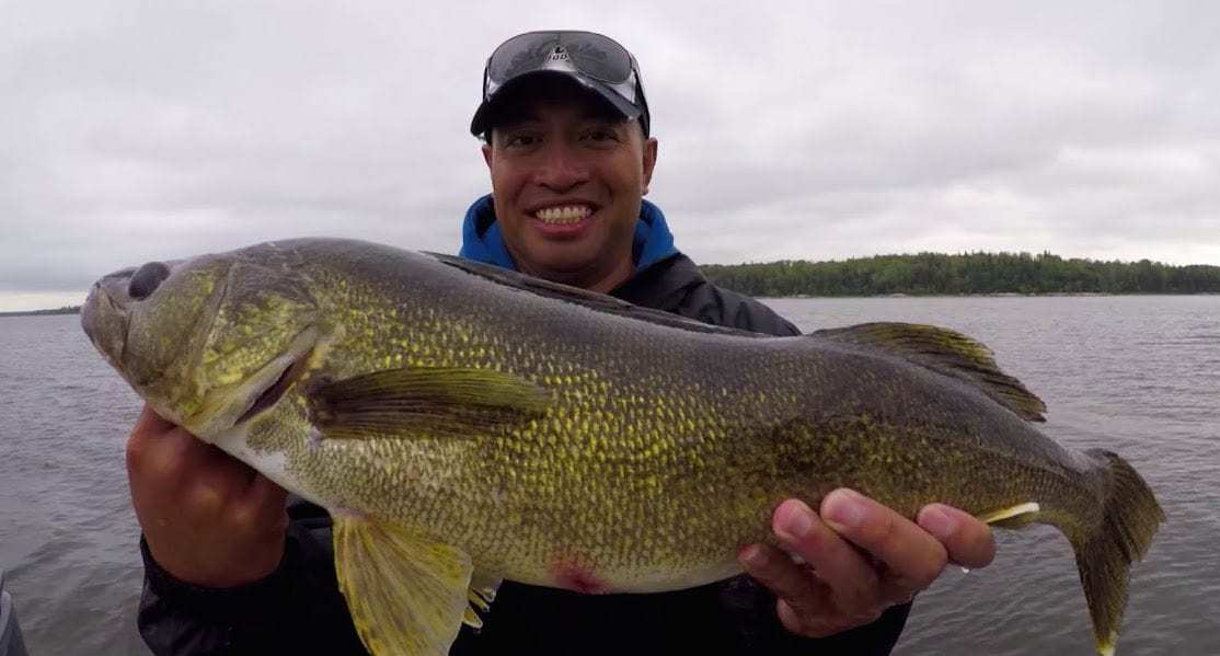 Trail End Camp & Outfitters — Winnipeg River Drive-To Fishing
