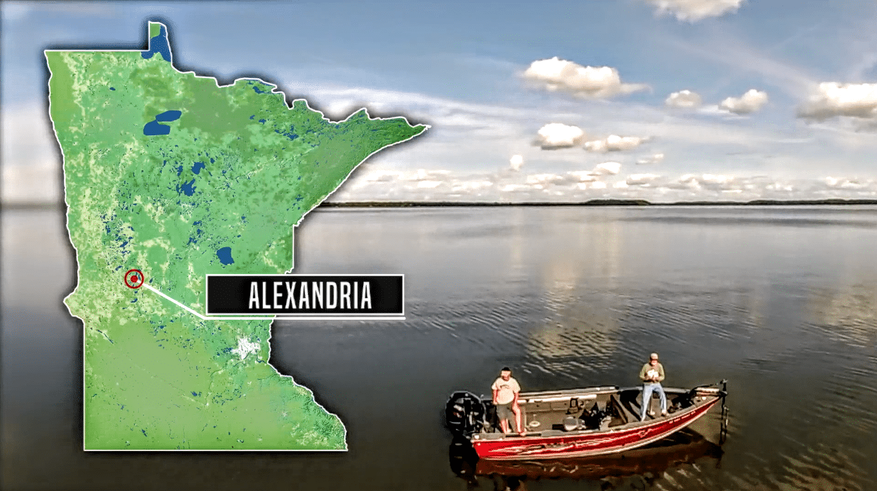 Alexandria, MN — An All-Around Fishing Destination