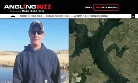 Lake Oahe (SD) Fishing Report – Chad Schilling