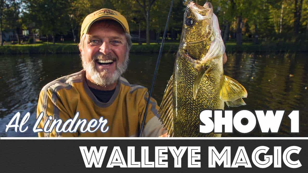 Walleye Magic — AnglingBuzz TV