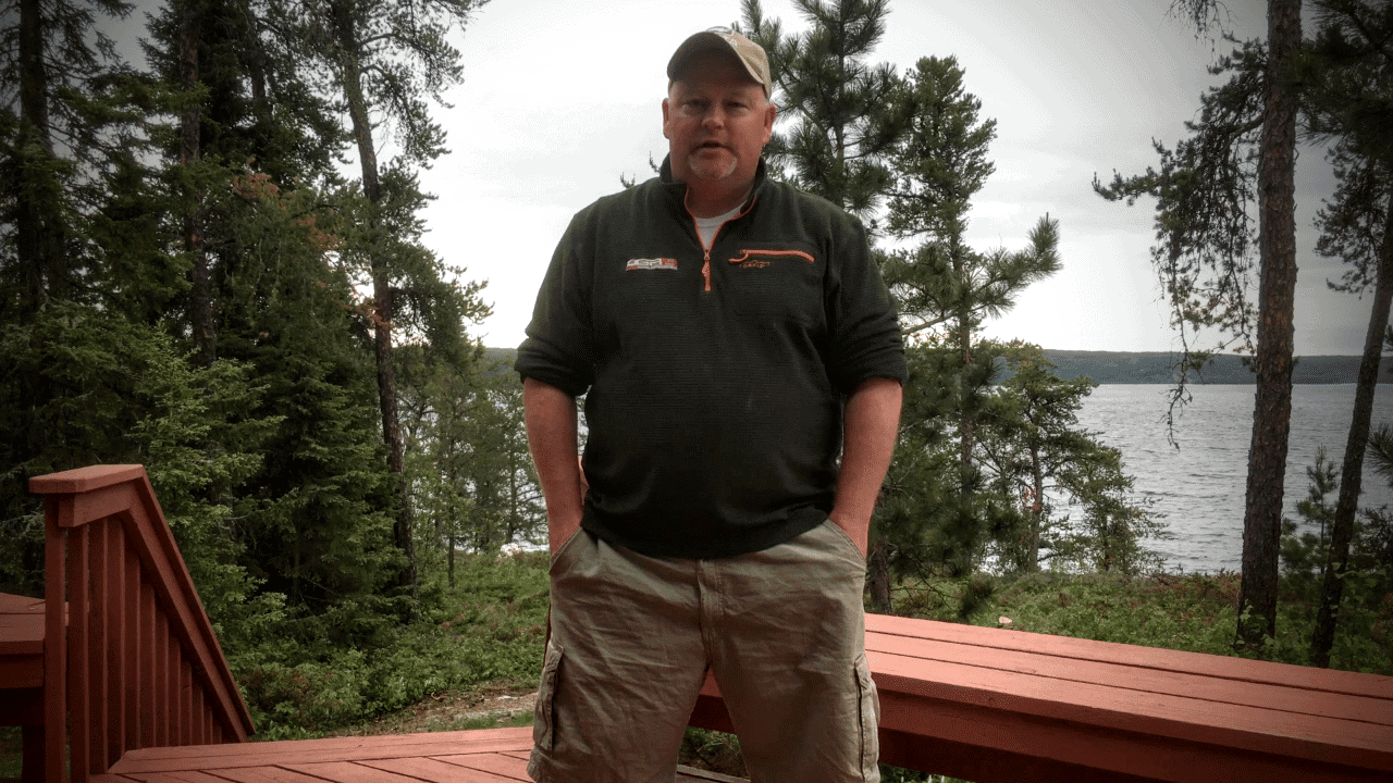 Northwest Ontario Fishing Report — Ted Putnam