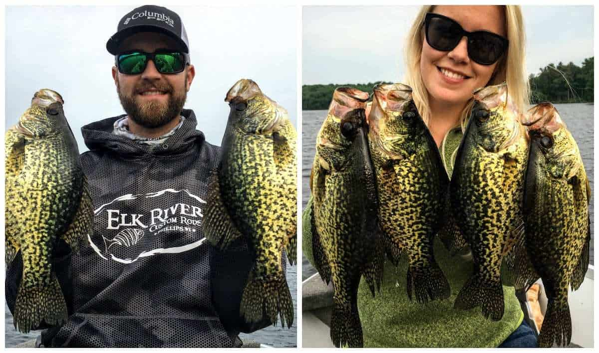 Simple Tips for Finding & Catching Summer Crappies