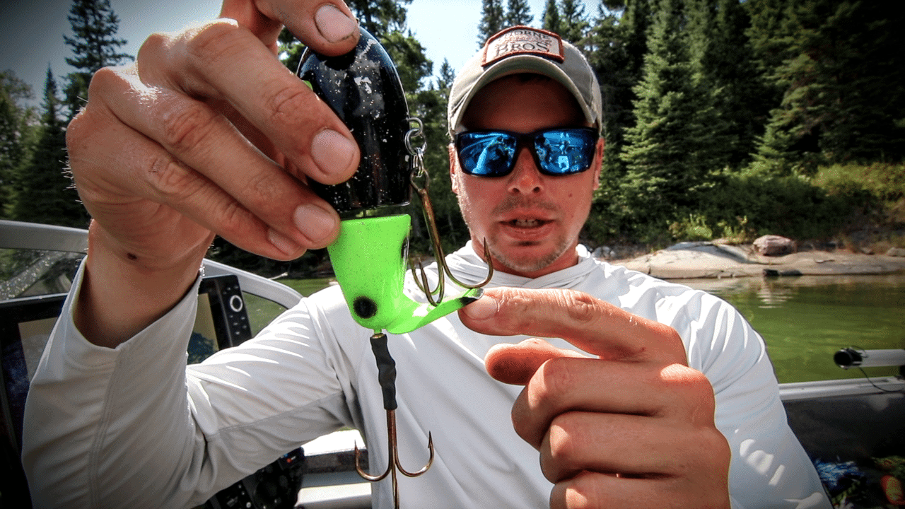 4 Musky Lure Modifications