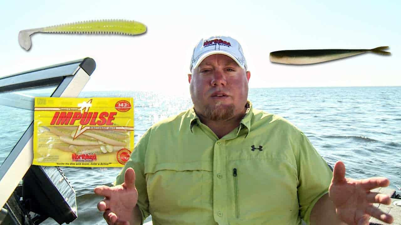 Top 3 Plastics from Northland Fishing Tackle (Brad's Picks)