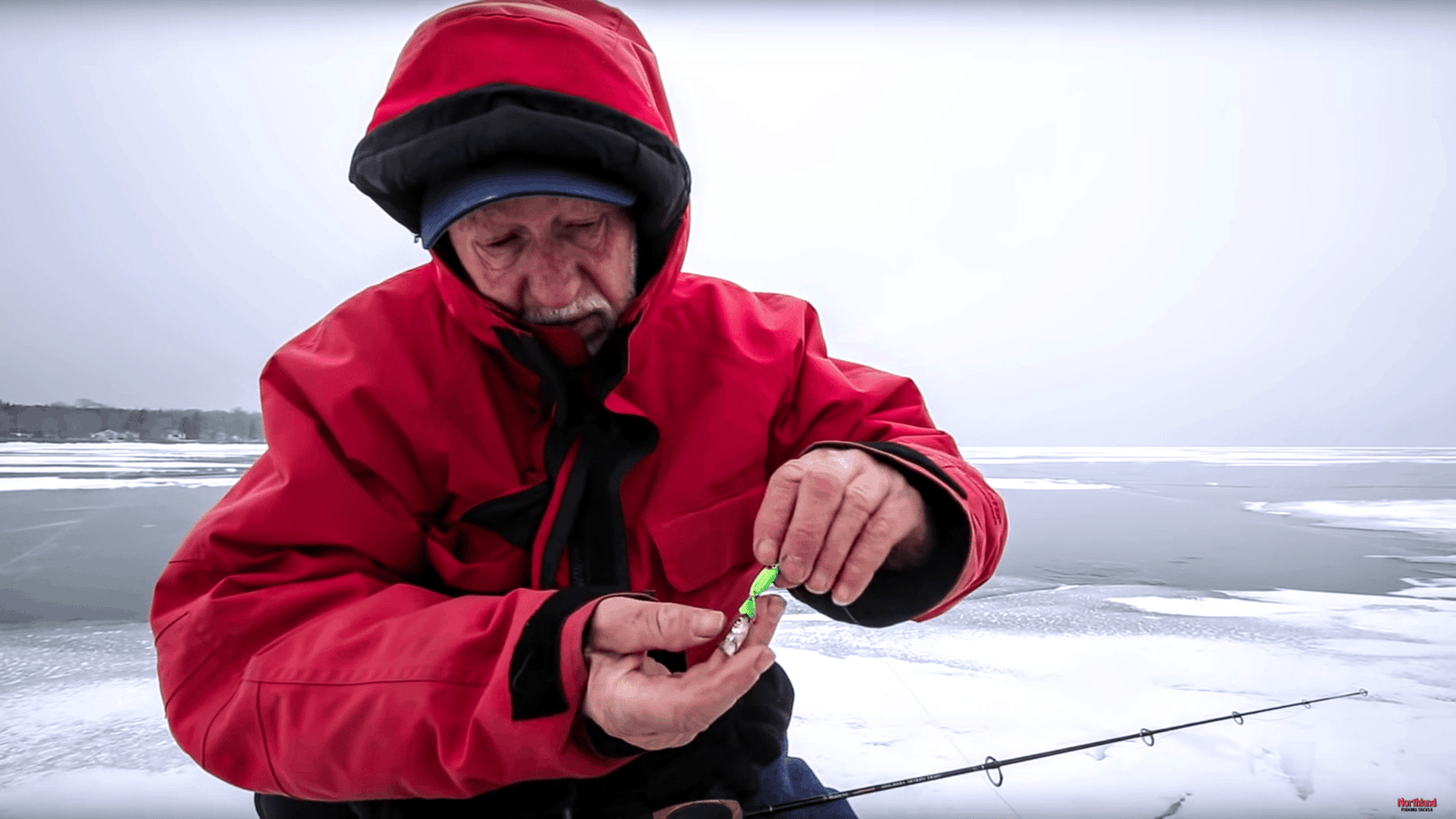 "Unique Minnow Hooking Strategy – ft. Gary Roach ""Mr. Walleye"""