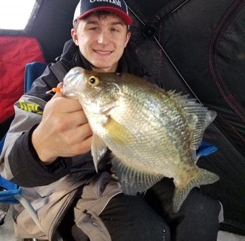 Northern Wisconsin Fishing Report – Jeff Evans