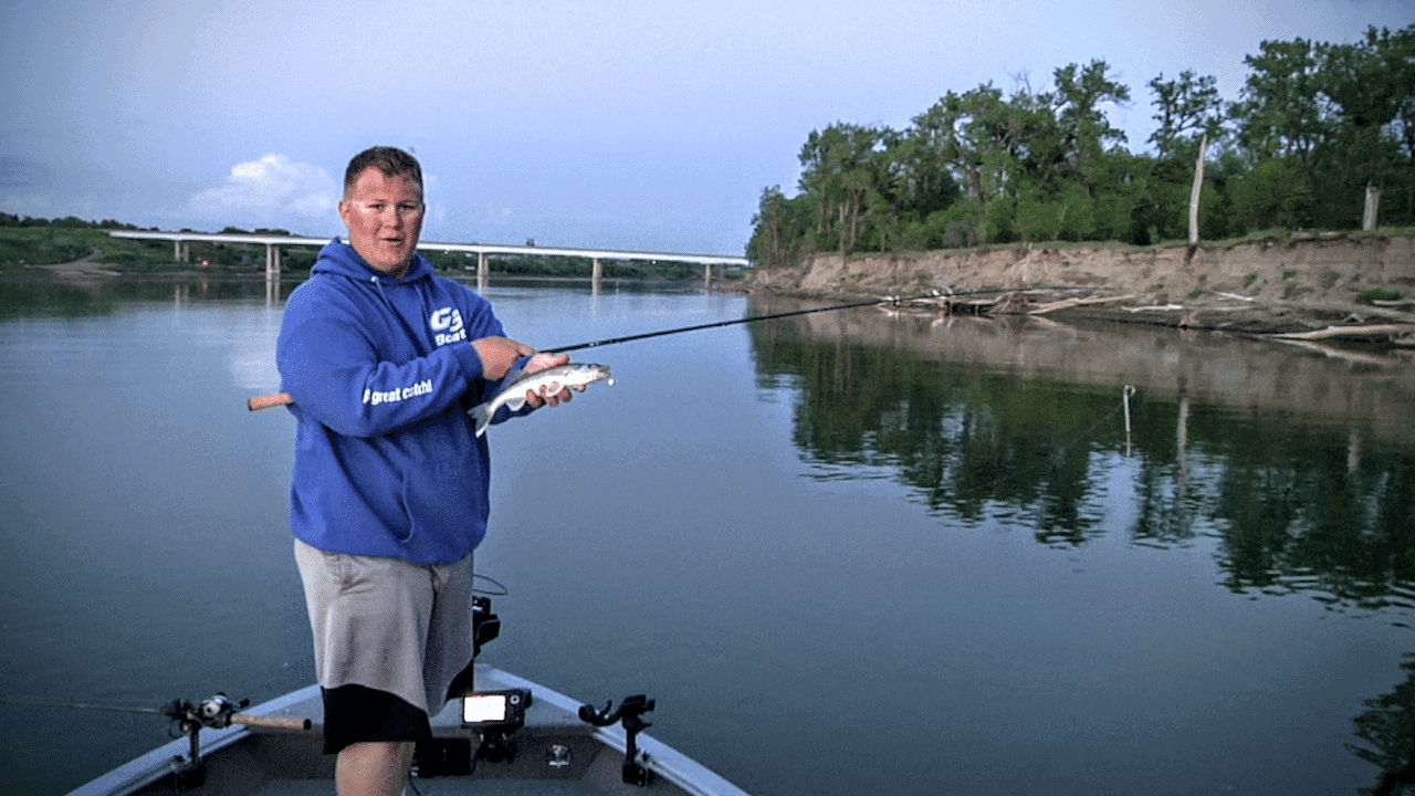Missouri River (ND) Fishing Report – Peter Olson