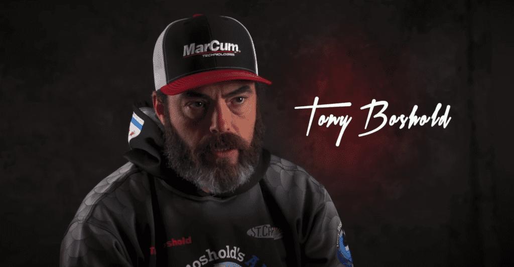 Bluegills Tony Boshold